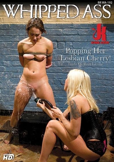 Popping Her Lesbian Cherry!