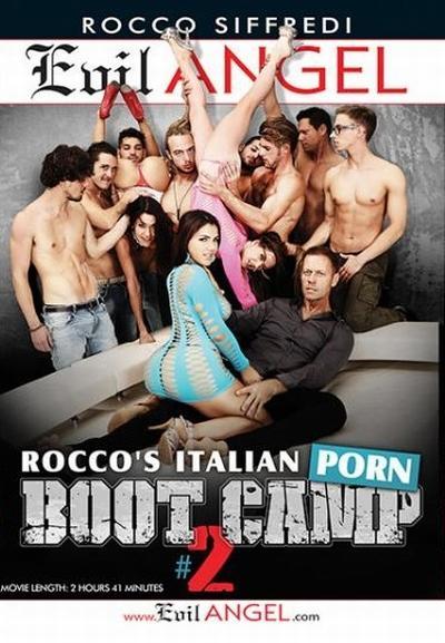 Rocco's Italian Porn Boot Camp #2