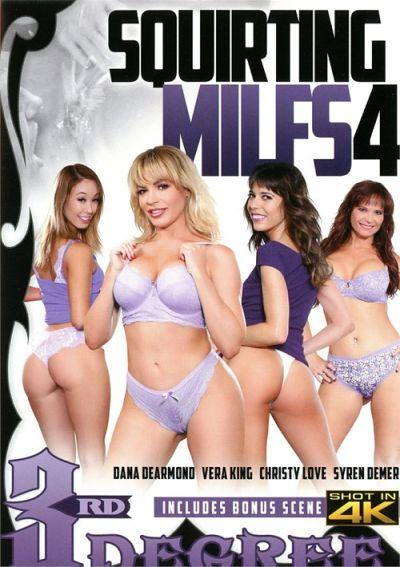 Squirting MILFs 4
