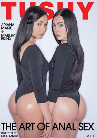 The Art Of Anal Sex Vol. 4