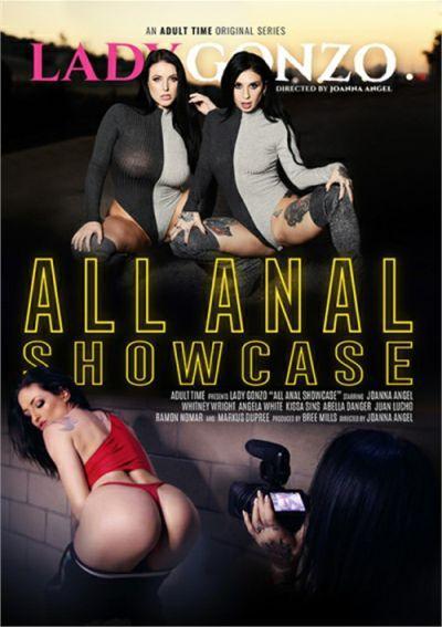 Lady Gonzo - All Anal Showcase