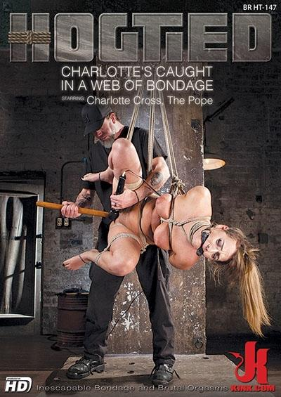 Hogtied: Charlotte's Caught In A Web Of Bondage